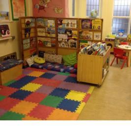 Our reading corner
